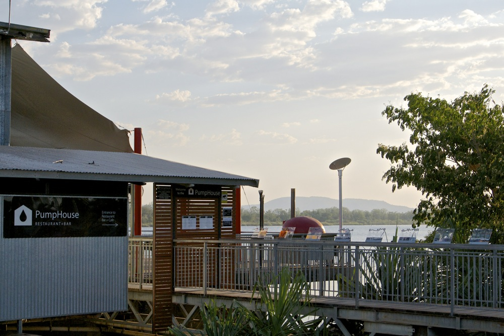 The Pumphouse, Kununurra