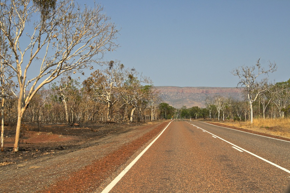 We're on the Gibb River Road! (.. just the start bit)