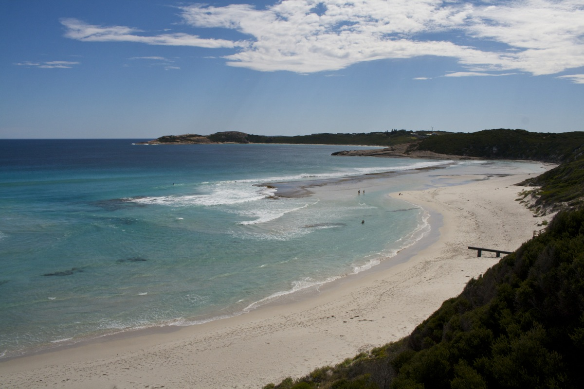 West Beach at Esperance
