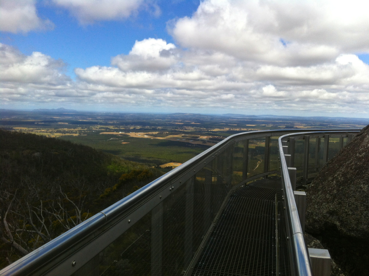 The Granite Skywalk